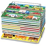 Melissa & Doug Puzzle Storage Case