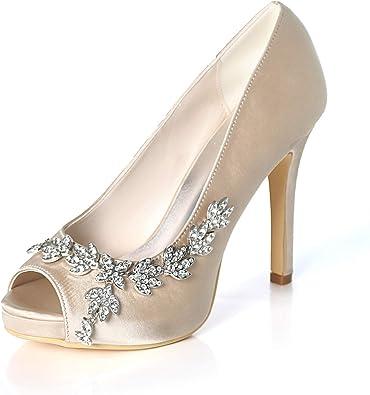 Amazon.com | LLBubble Women High Heels