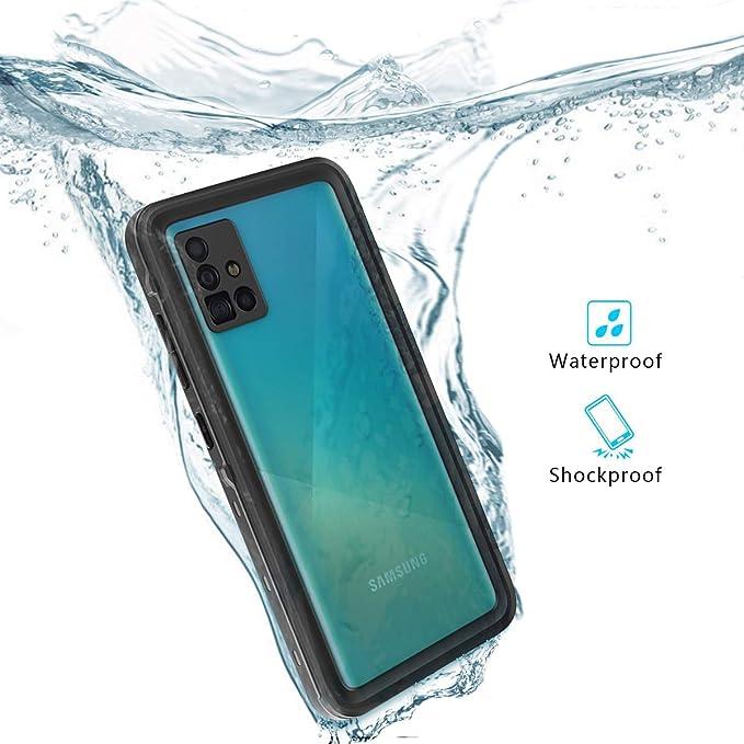 Redpepper Ip68 Wasserdicht Hülle Für Samsung Galaxy A51 Elektronik