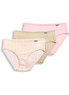 11ffe624b870 Jockey Women's Underwear Elance Breathe Hipster - 3 Pack at Amazon ...