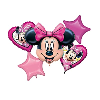 BOUQUET MINNIE HPY HELPER: Toys & Games