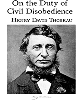 ON THE DUTY OF CIVIL DISOBEDIENCE (non illustrated)