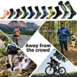 100% Waterproof Socks, RANDY SUN Men's Fashion