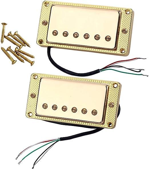 Whiie891203 Pickups - Pastilla Multiusos para Guitarra eléctrica ...