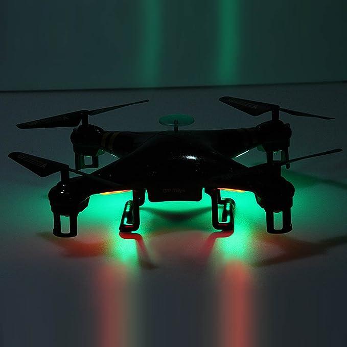 Gptoys F2 Aviax - Quadcopter Drone Falcon RC Cuadricóptero 3D ...