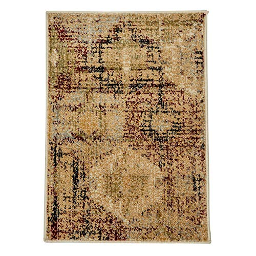 Superior Arabella Collection Area Rug, 8mm Pile Height with Jute Backing, Woven Fashionable and Affordable, 2' x 3' - -