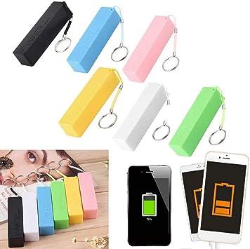 Momorain Cargador de tamaño portátil Caja de batería de Copia de Seguridad Externa USB Power Perfume Power Bank para teléfono móvil: Amazon.es: Electrónica
