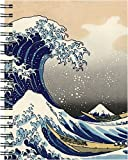 Wire-o Journal - Hokusai Wave - Medium - Lined both Sides, , 1571334335