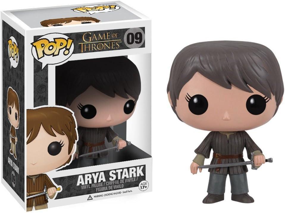 POP! Vinilo - Game of Thrones: Arya Stark: Amazon.es: Juguetes y juegos