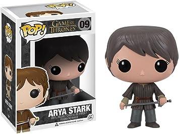 Oferta amazon: POP! Vinilo - Game of Thrones: Arya Stark