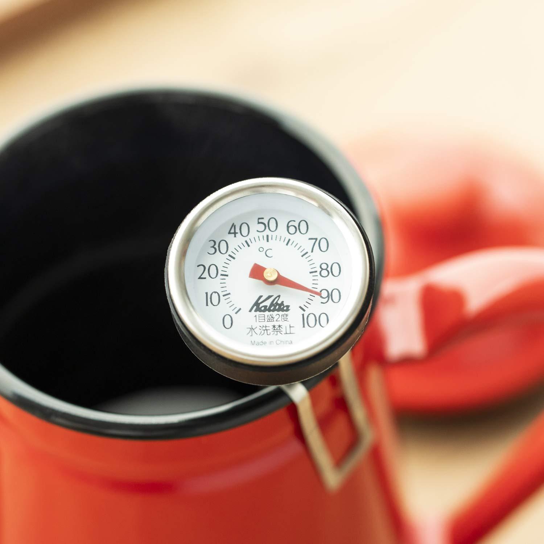 カリタ コーヒーポット用 温度計 サーモ #64225