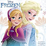 2018 Disney Frozen Wall Calendar (Mead)