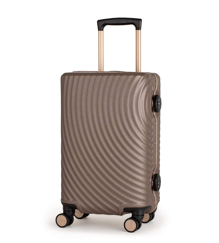 (モダンニズム) MODERNISM スーツケース ハードスーツケースフレームタイプ約1~2泊TSAロック M1004-F50-MC   B07QP13Y8C