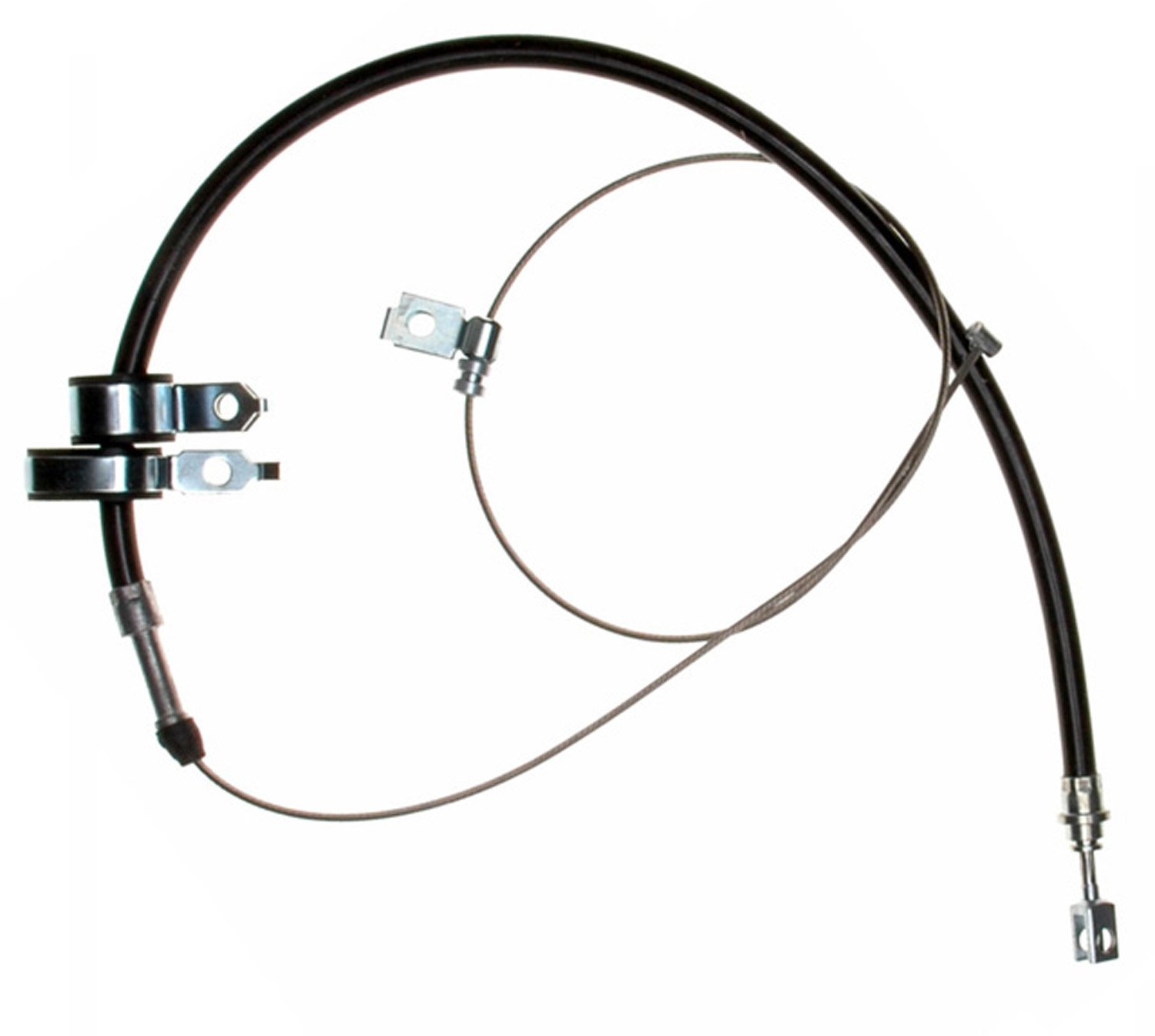 ACDelco 18P1888 Professional Rear Passenger Side Parking Brake Cable Assembly