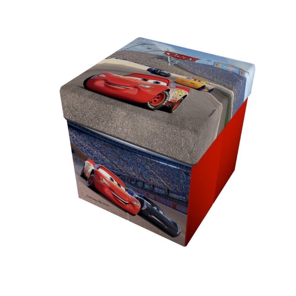 Star Disney - Puf con cojín (32 x 32 cm), diseño de Cars y ...