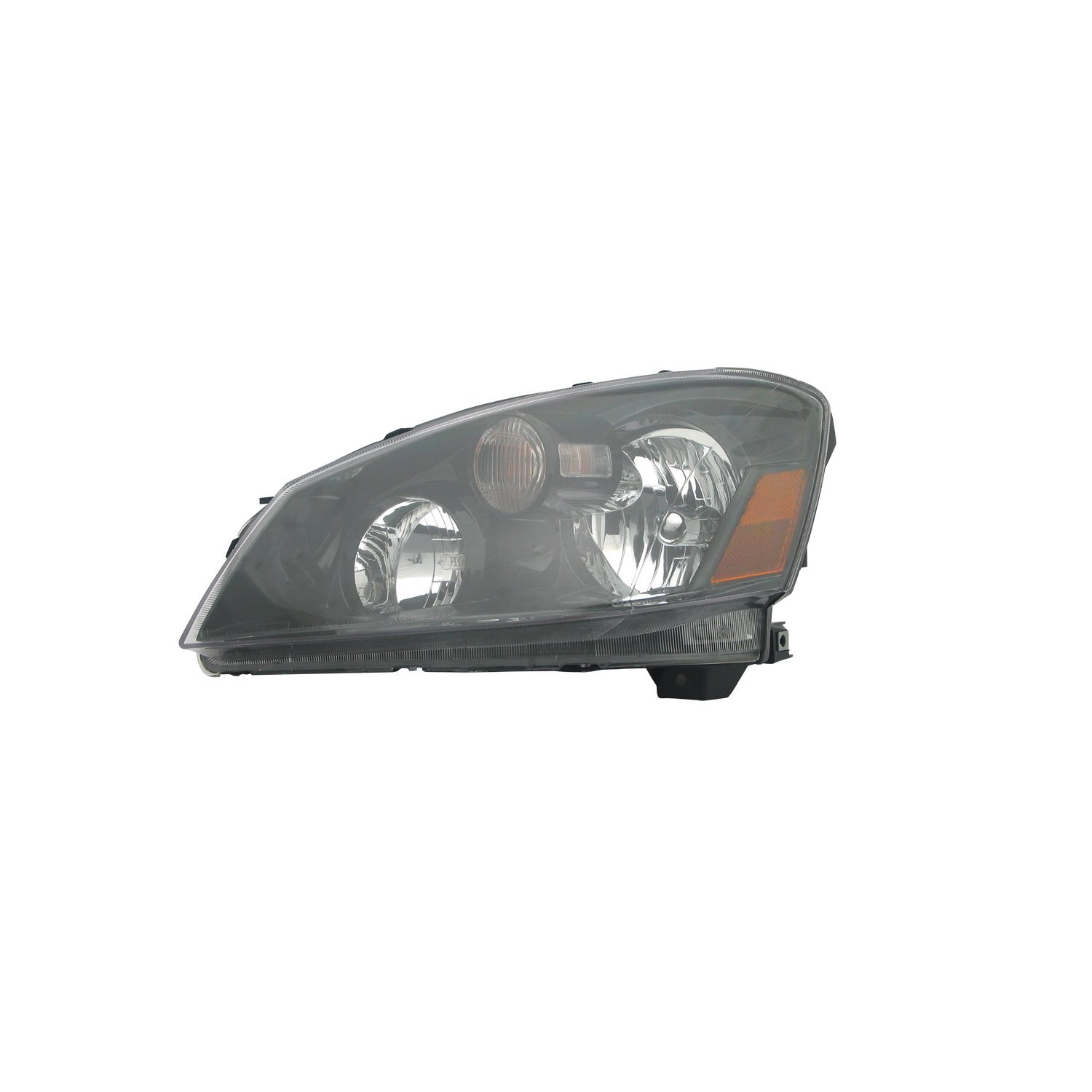 TYC 20-6643-00-1 Nissan Altima Right Replacement Head Lamp