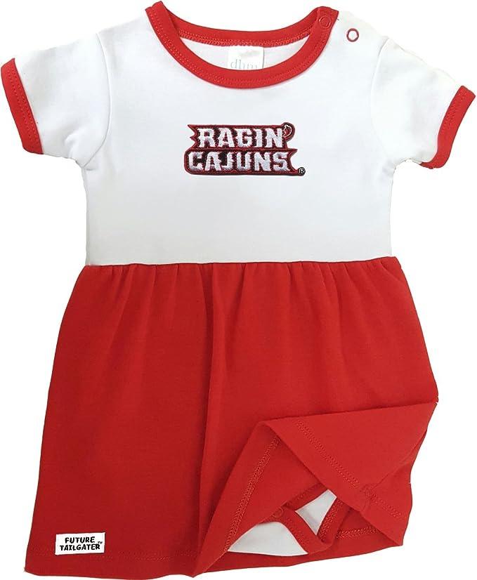 Future Tailgater Louisiana Lafayette Ragin Cajuns On Game Day Baby Onesie