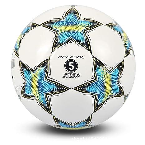 BS-Sport-6 Fútbol Regular 11-a-Side 5to Balón de Entrenamiento de ...