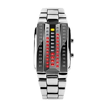 SKMEI Ungewöhnliche Design Uhren für Männer Outdoor LED Komfortable wasserdichte Digital Armbanduhr