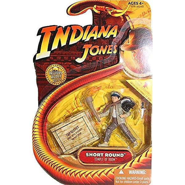10 Indiana Jones Willie Scott Guarda Templo Da Perdição Short Round Boneco Brinquedo Hasbro