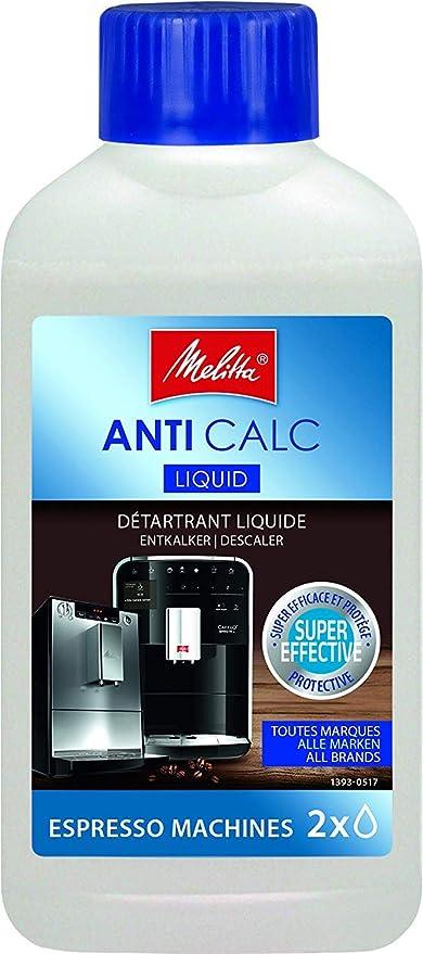 Melitta Anti Descalcificador Liquido Ati Calc para Cafeteras ...