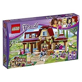 LEGO Friends 41126 Heartlake Riding Club Building Kit (575 Piece)
