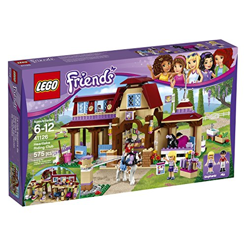 UPC 673419248471, LEGO Friends 41126 Heartlake Riding Club Building Kit (575 Piece)