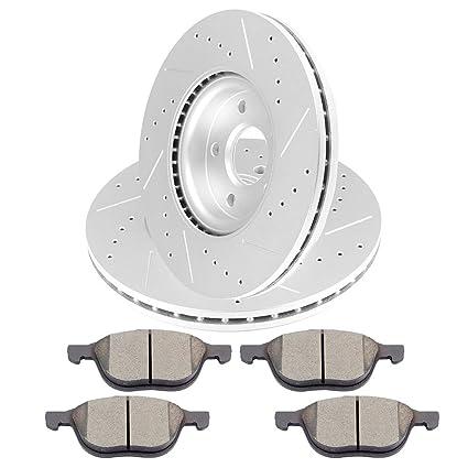2014 ford escape brake rotor minimum thickness