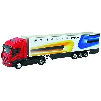 New Ray - 46753C - Camion - Iveco Stralis - Echelle 1/87