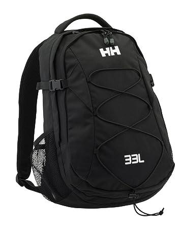 14caf8d280 Helly Hansen Dublin 33L Back Pack Black 67029 Colour - Black: Amazon.it:  Sport e tempo libero