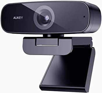 Aukey 1080p Full HD Live Streaming Webcam