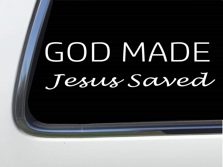 ThatLilCabin - God Made, Jesus Saved 8