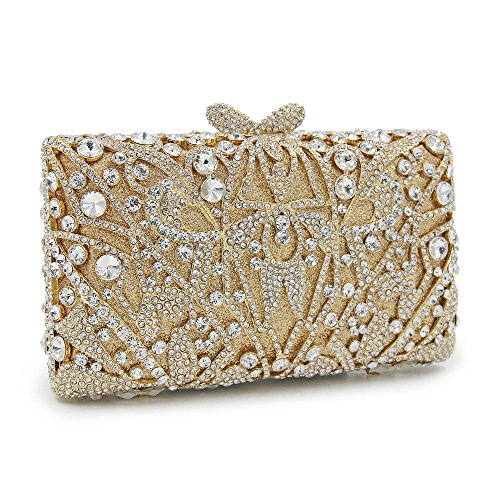 Banquet Hand Bag Rhinestone Lovely Wedding Clutch Silver Bridal Bag Luxury Evening Women Silver Purse Evening Rabbit Color Bag Cosmetic RZOZP