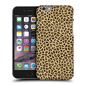 Case Fun Cheetah Snap-on Hard Back Case Cover for Apple iPhone 6 Plus (5.5 inch)