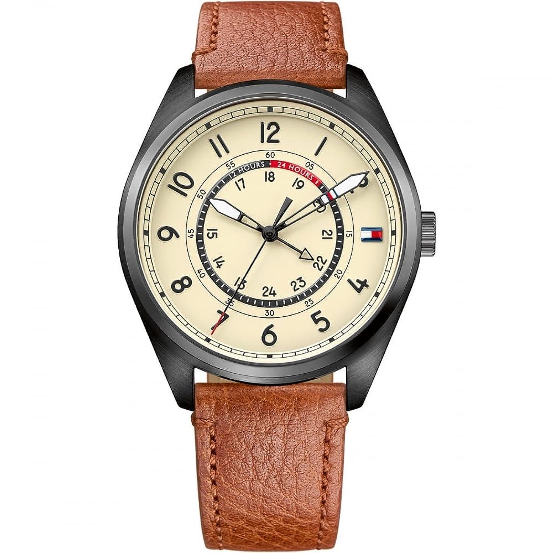 Tommy Hilfiger Herren-Armbanduhr 1791372