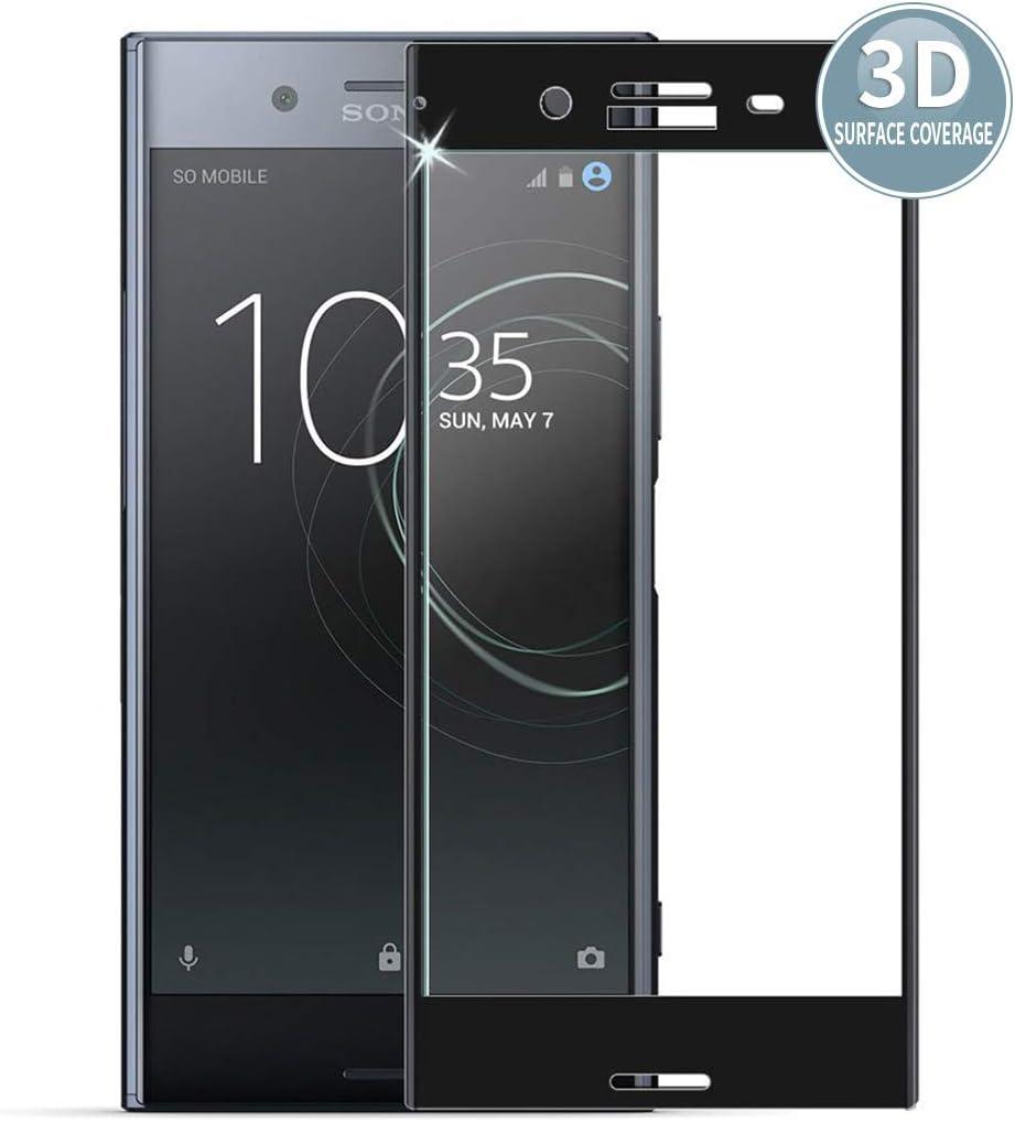 E-Hamii Protector de Pantalla Compatible con Sony Xperia XZ ...