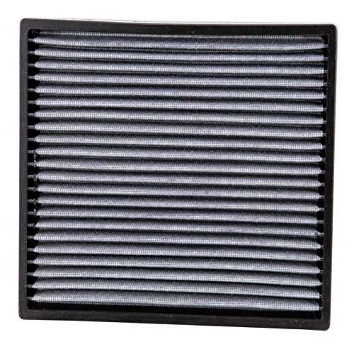 K&N VF2001 Washable & Reusable Cabin Air Filter Cleans and Freshens Incoming Air for your Acura, Honda