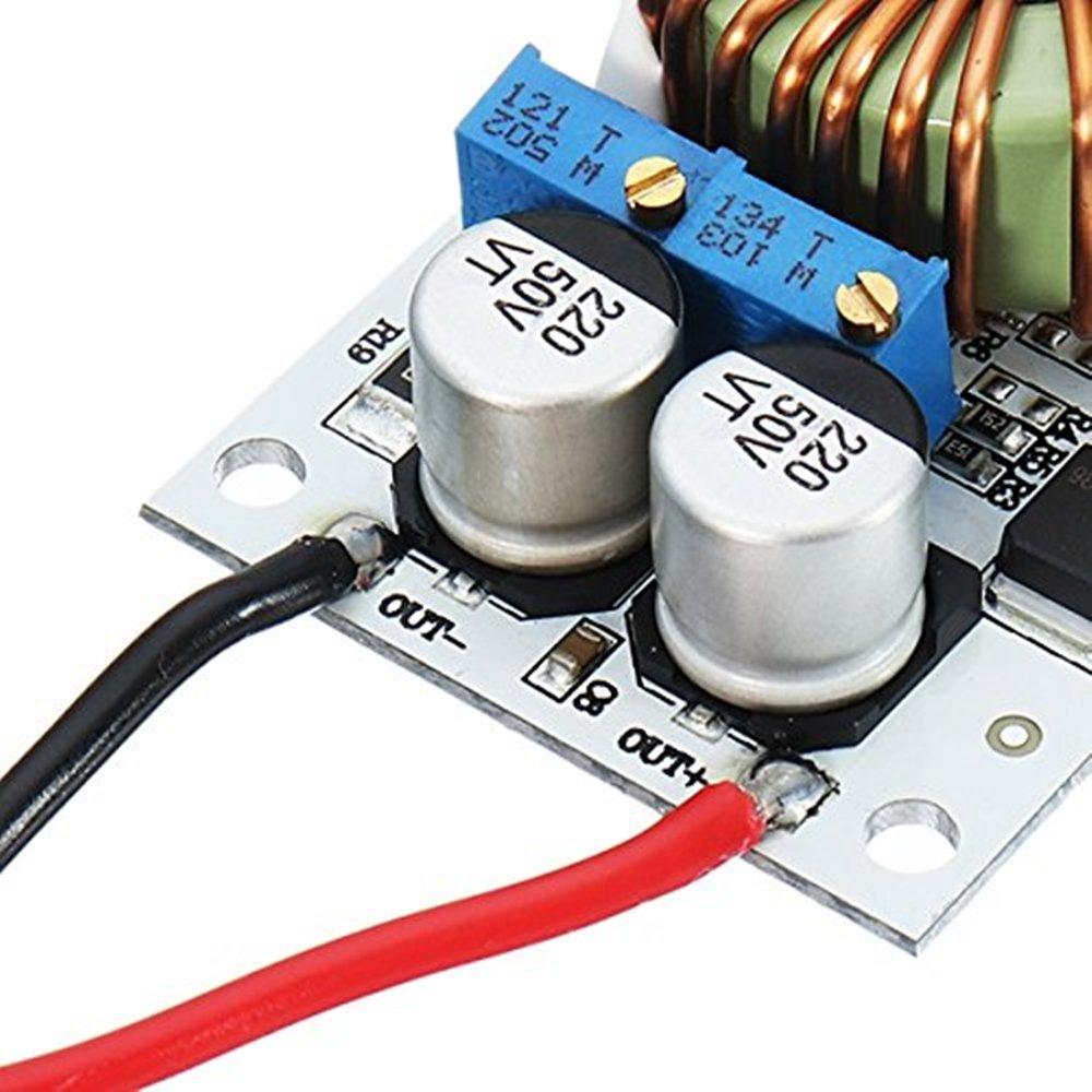 250W M/ódulo del conductor del alza del poder m/ás elevado Voltaje constante Voltaje constante del coche de la energ/ía del ordenador port/átil M/ódulo que conduce del voltaje de Step-up de la energ/ía