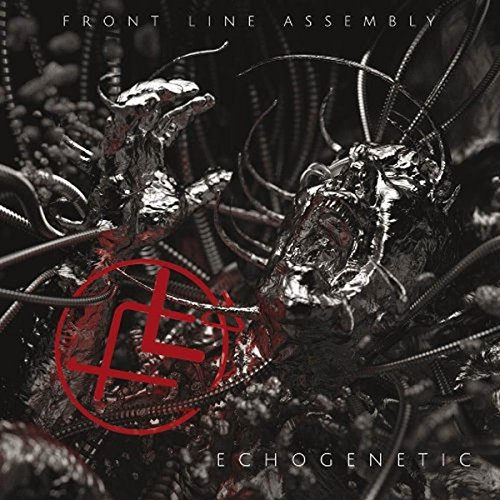 Vinilo : Front Line Assembly - Echogenetic (Limited Edition, 2 Disc)