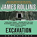 Excavation Audiobook by James Rollins Narrated by John Meagher