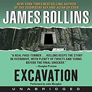 Excavation Audiobook