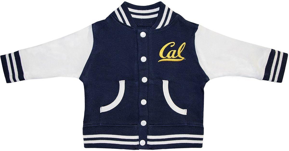 Creative Knitwear University of California at Berkeley Cal Varsity Jacket