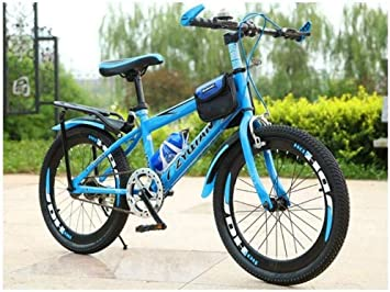 Wyyggnb Bicicleta De Montaña, Bicicleta Plegable De 20 Pulgadas De ...