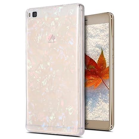 KunyFond Funda Compatible Huawei P8,Carcasa Huawei P8 ...