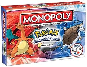 Monopoly: Pokmon - Kanto Region Edition