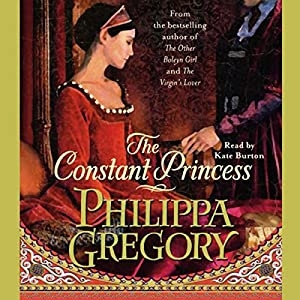 The Constant Princess Audiobook