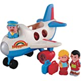 Early Learning Centre Figurines (Happy Land Fly and Go Jumbo)