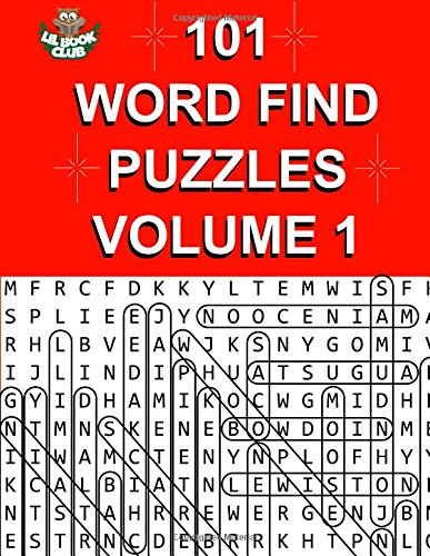 101 Word Find Puzzles Vol product image