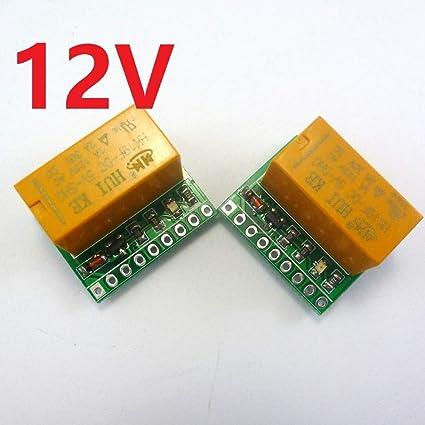 Electrical Equipments Dr21D012 2Pcs Mini Ultralight 1