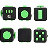 Oliasports Anxiety Attention Toy Spinner Fidget Cube for Children and Adults